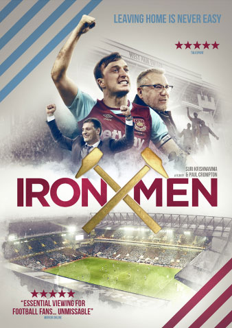 West Ham Release Iron Men To Great Fanfare – the West Ham documentary about their triumphant move to London Stadium