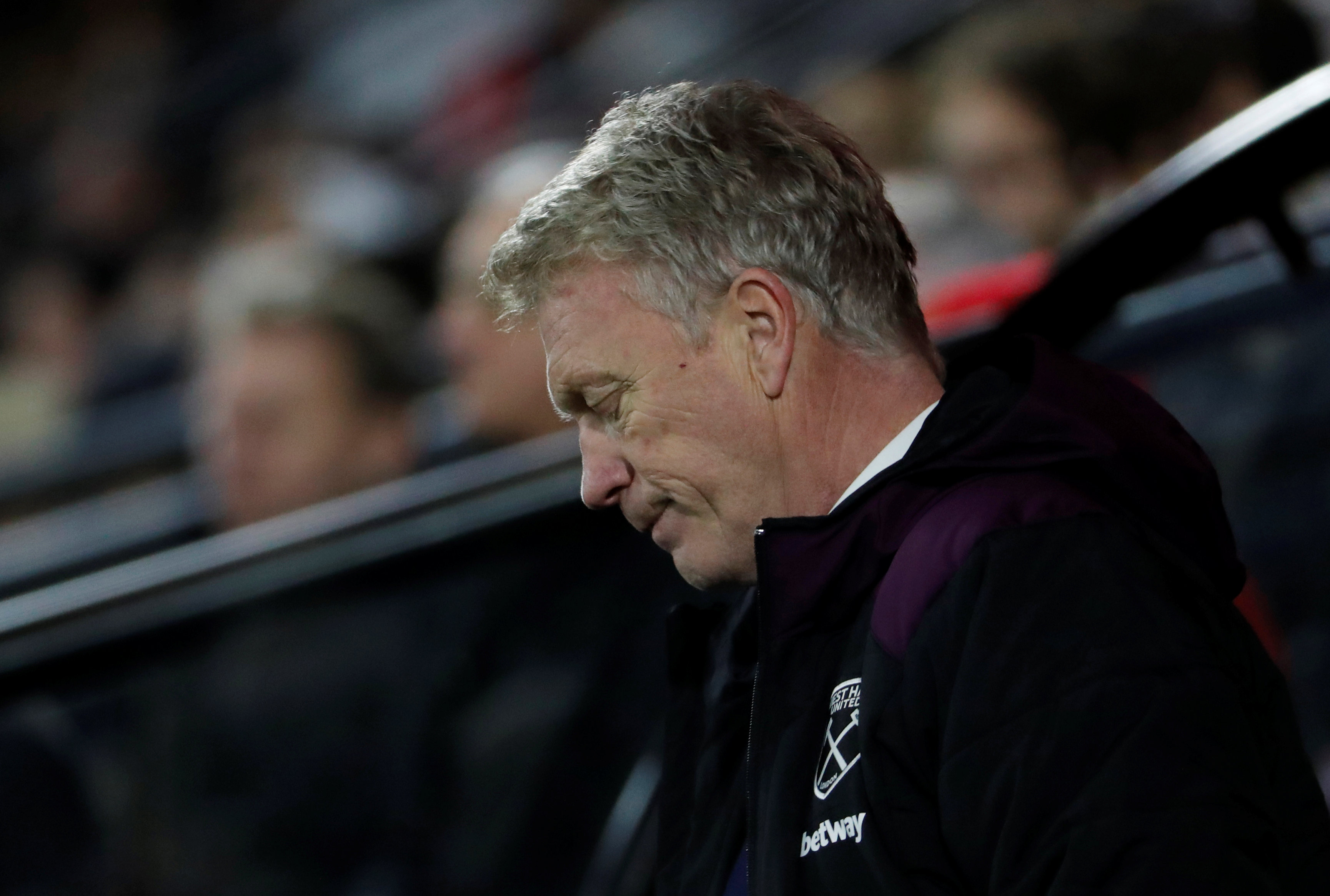 """Fans and players must """"stick together"""" to avoid the drop this season insists David Moyes"""