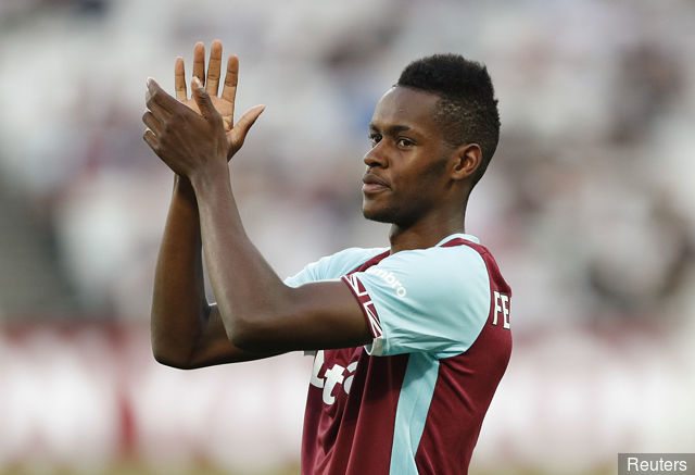 West Ham midfielder leaves for Serie A