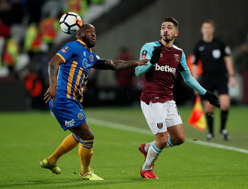 Time Could Be Up For West Ham Star As Club Look Poised To Sign A Direct Replacement