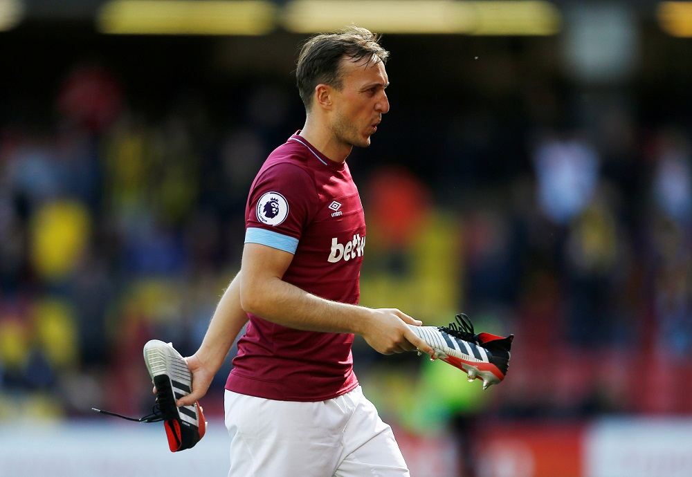 Bowen And Soucek To Start, Noble Dropped: West Ham's Predicted XI To Face City