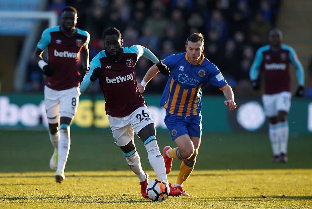 Latest West Ham Injury Report: Updates On Masuaku, Fredericks And Diop