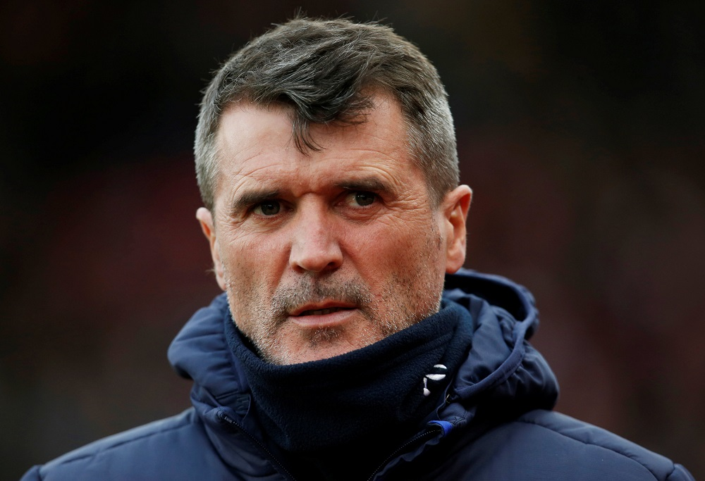 'He's The Most Miserable And Negative Pundit Ever' 'He's Bitter' Fans Defend West Ham Star After Keane's Harsh Criticism