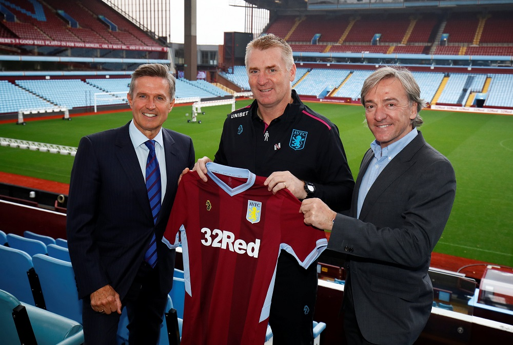 Villa Director Seems To Ally With Brady As He Makes Relegation Claim