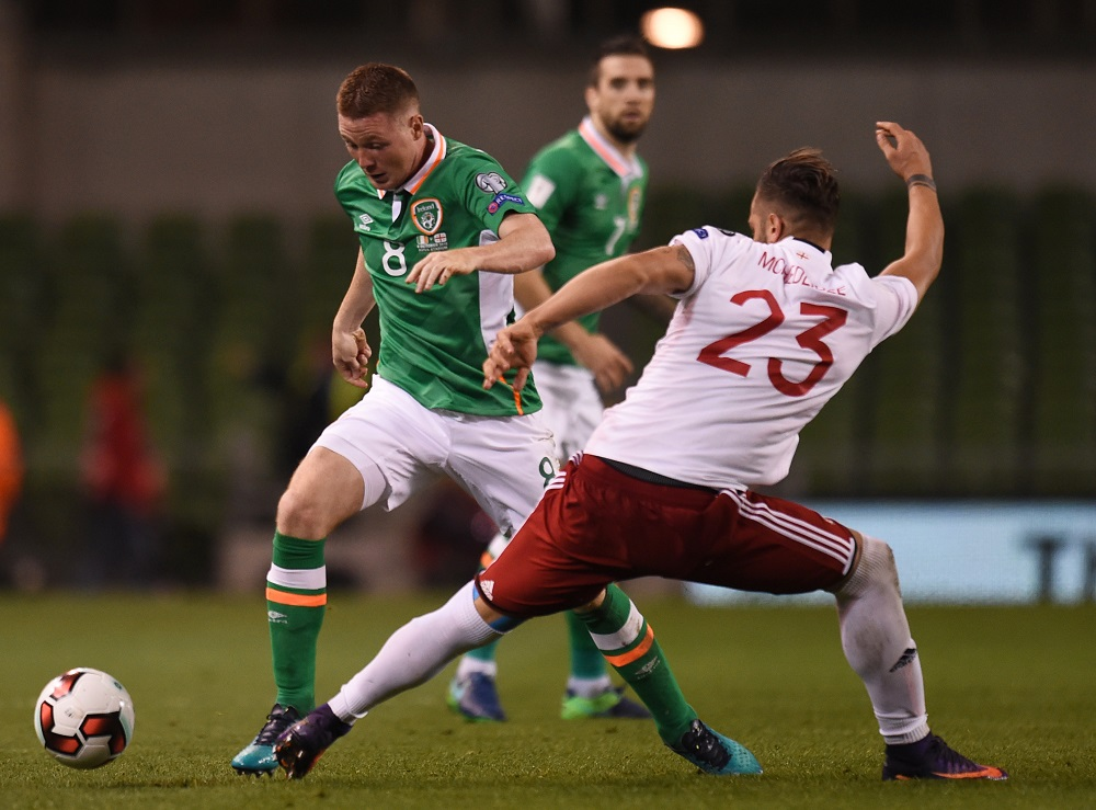 West Ham Have Held Talks About Signing £8m Rated Ireland International