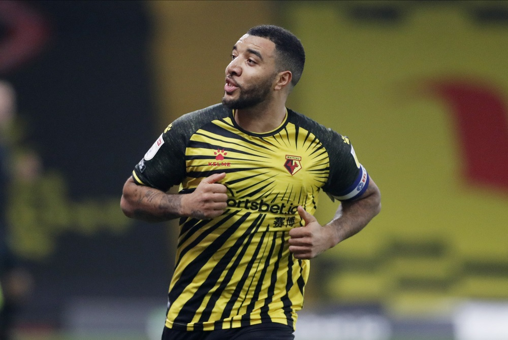 Deeney Tips West Ham Star To Be Subject Of 60M Summer Bid