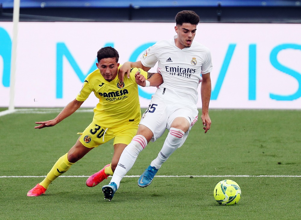 West Ham Leading Arsenal And Leeds In The Race To Sign Real Madrid Star On Loan